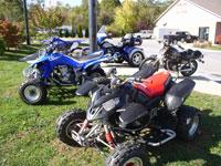 4-Wheeler ATV Baltimore Maryland