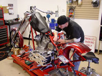 motorcycle repair baltimore md