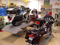 motorcycle repair shop carroll county md