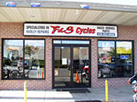motorcycle repair service maryland