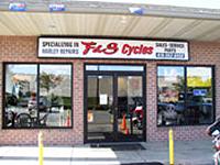 Motorcycle Shop Baltimore Maryland